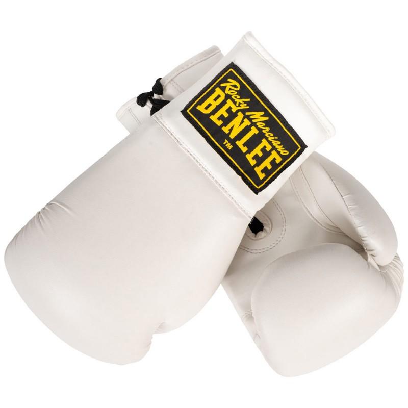 Benlee Autogramm Boxhandschuh White