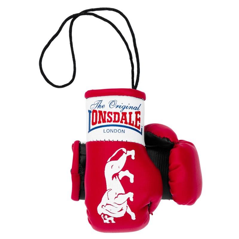 Lonsdale Promo Mini Boxhandschuhe Rot