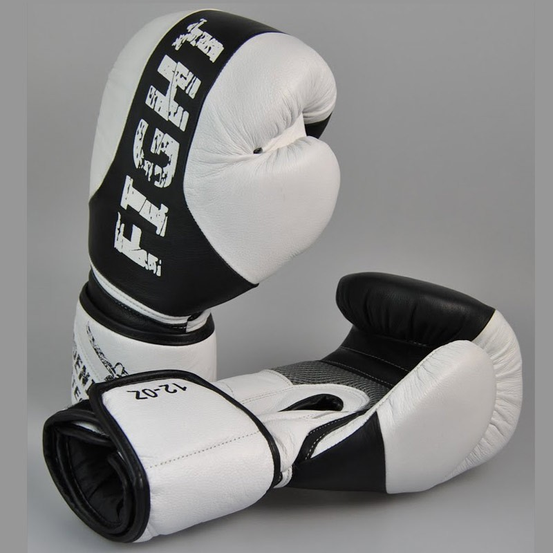 Abverkauf Phoenix ProTech Fight Boxhandschuhe Leder
