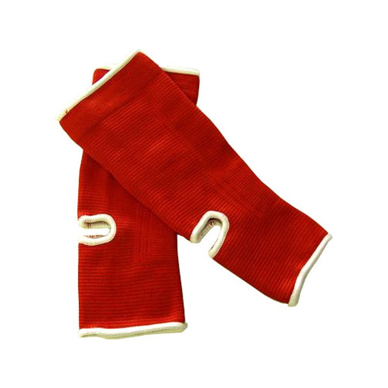 Achillessehnen Knöchelschoner Rot Weiss