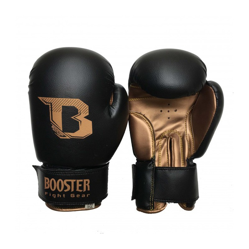 Booster BT Kids Duo Boxing Gloves Bronze Skintex