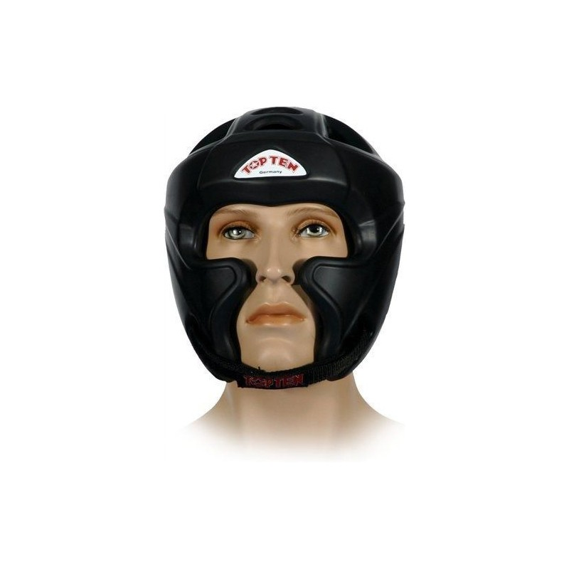 Top Ten Training Kopfschutz mit Jochbeinschutz