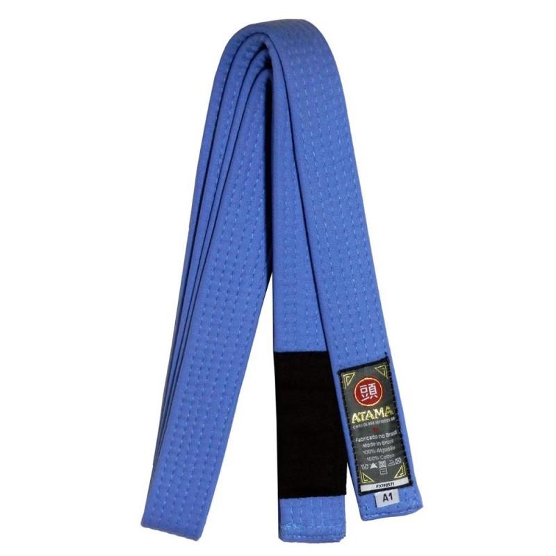 Atama Jiu Jitsu Gi Belts Blue