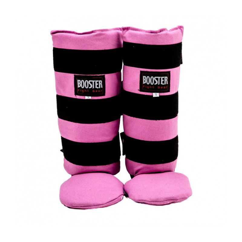 Booster BTSG 2 Shinguard Curved Pink