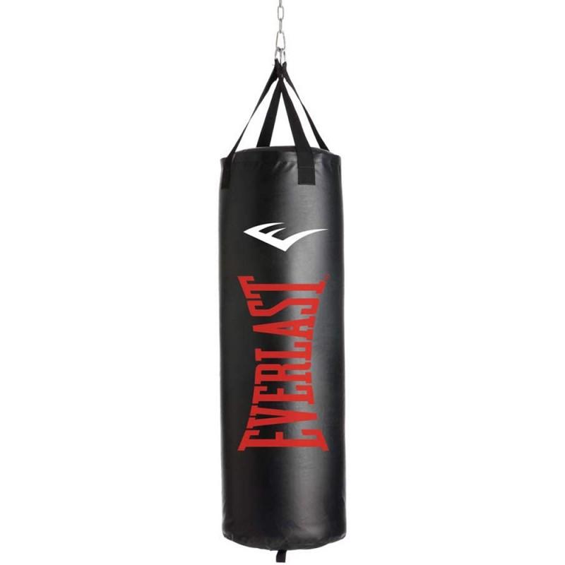 Everlast Nevatear Heavy Boxsack 108cm gefüllt Black Red