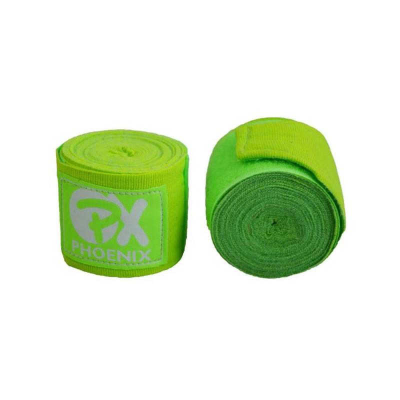 Phoenix PX Boxbandagen 250cm Neon