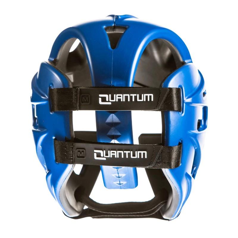 Quantum XP Kopfschutz Blau