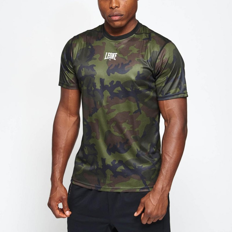 Leone 1947 T-Shirt CAMO green