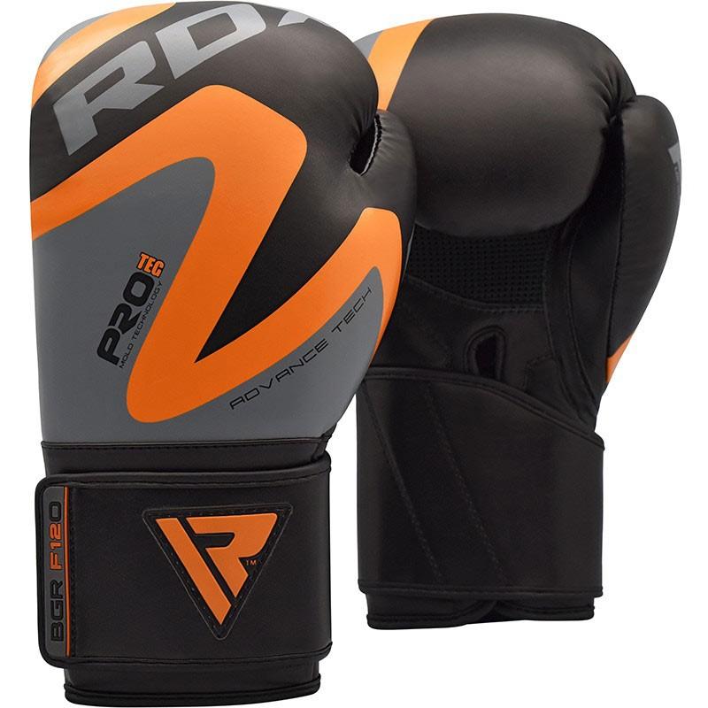 RDX Boxhandschuh REX F12 orange