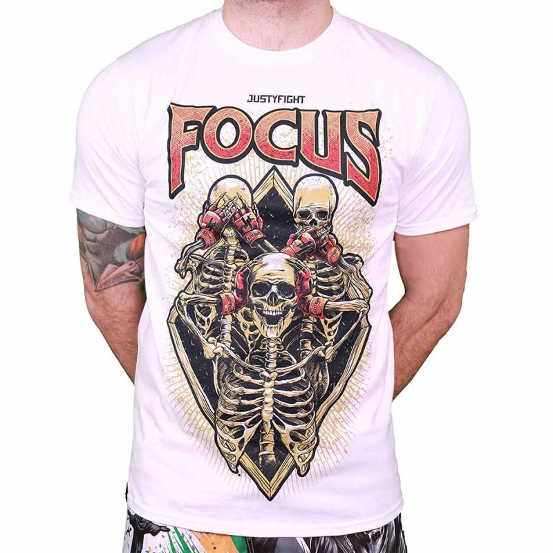 Abverkauf Justyfight Focus T-Shirt
