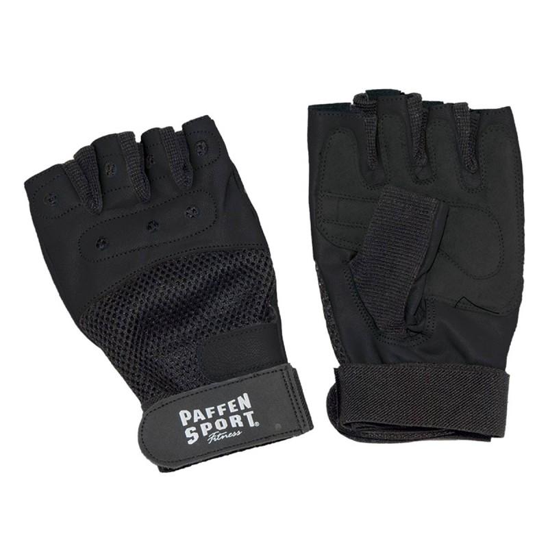 Abverkauf Paffen Sport Advanced Pro Fitness Und Workout Handschuhe Schwarz