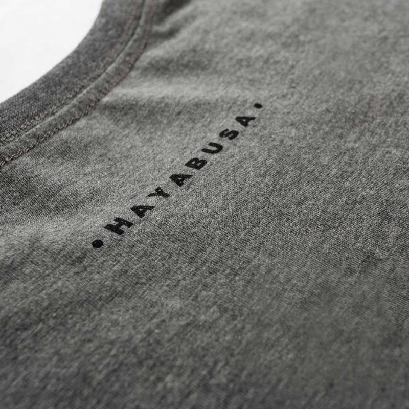 Abverkauf Hayabusa Classic Spirit Of The Fighter T-Shirt Grey
