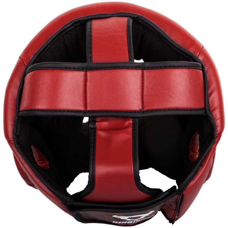 Ringhorns Charger Headgear Red