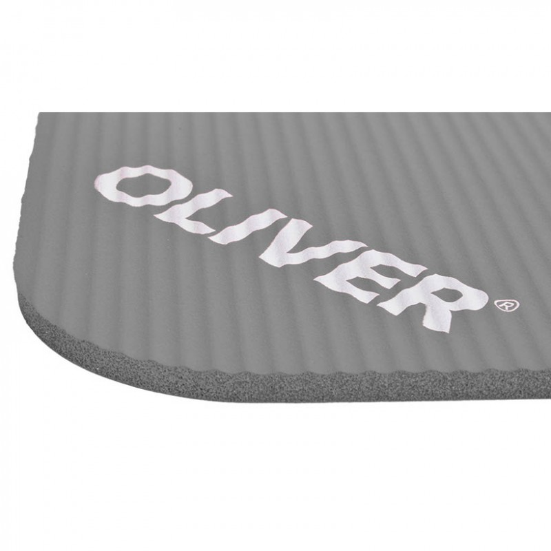 Oliver Gymnastikmatte 180 Grau