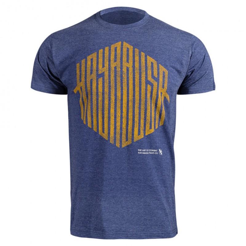 Abverkauf Hayabusa The Art Of Combat T-Shirt Blue