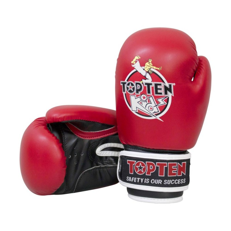Top Ten Kids 2016 Pointfighter Rot