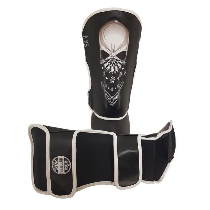 Booster Skull Youth Shinguard