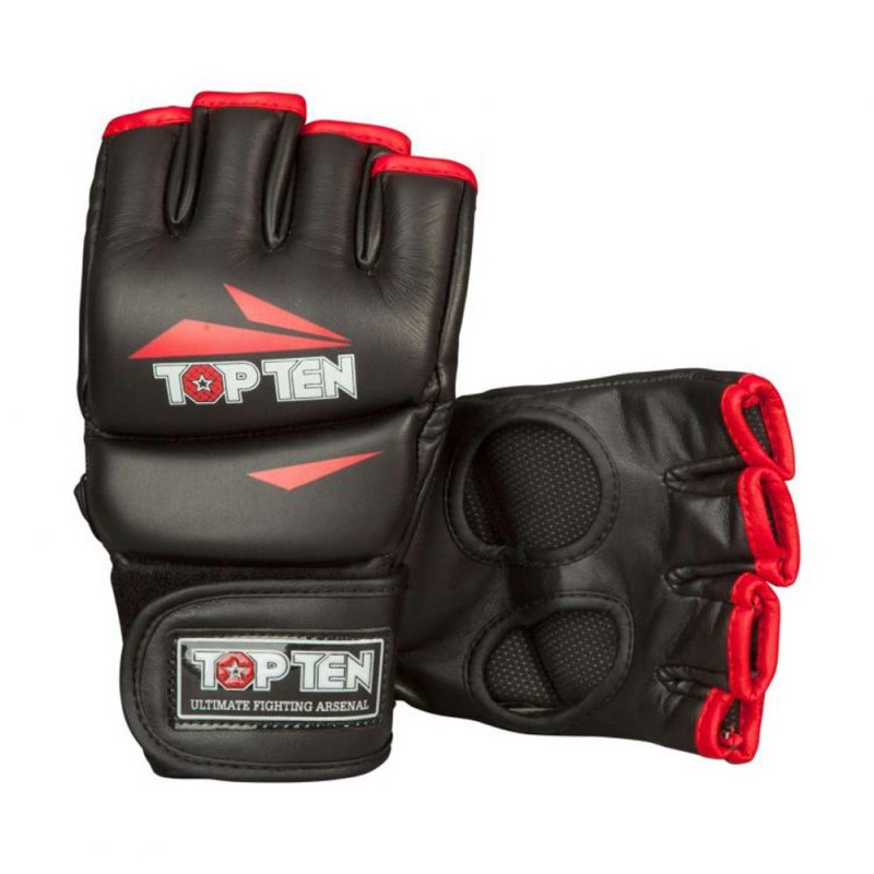Top Ten Triangle Ultimate Fight Handschuhe