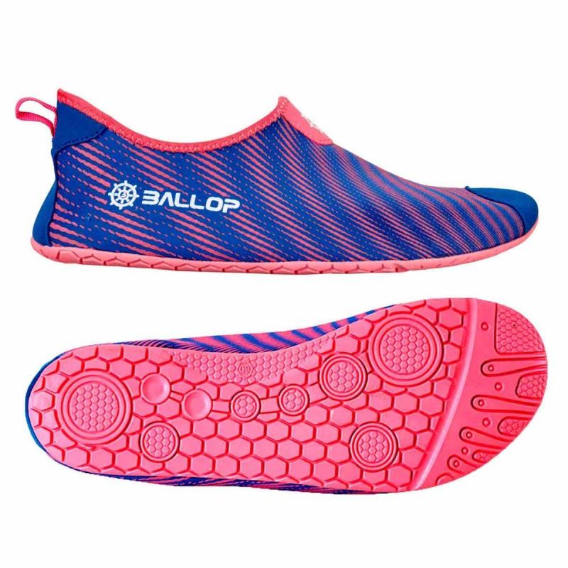 Abverkauf Ballop  Skin Fit Ray Schuhe Pink