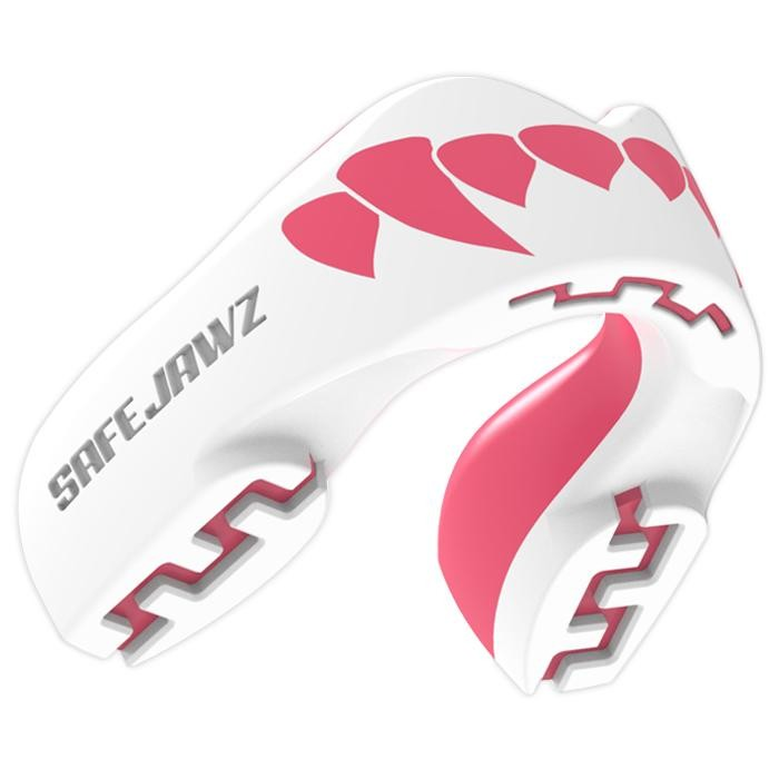 Safe Jawz Extro Series Zahnschutz Fangz Pink