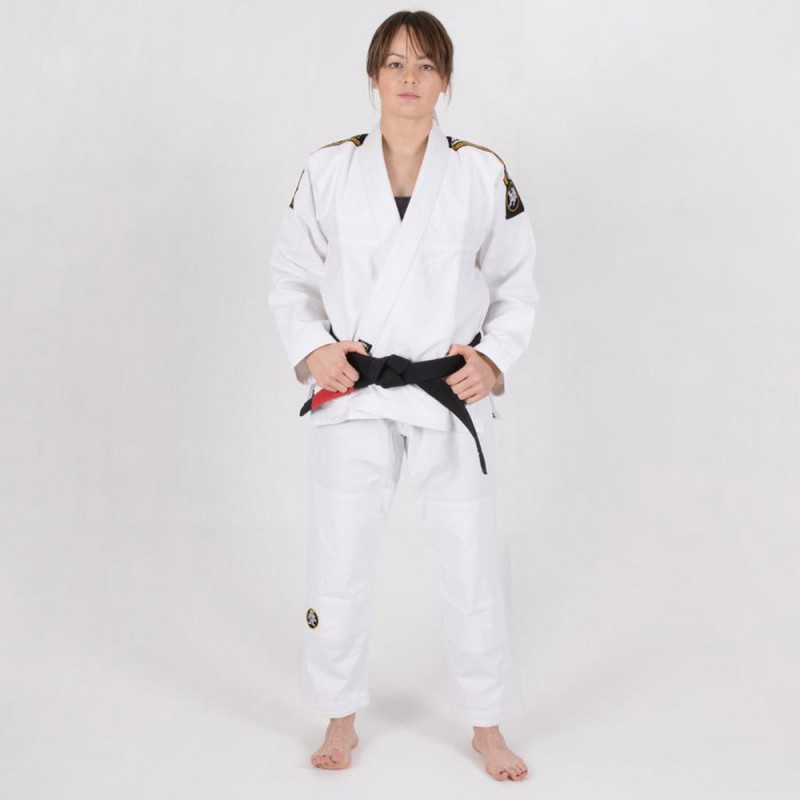 Tatami Ladies Nova Absolute BJJ Gi White