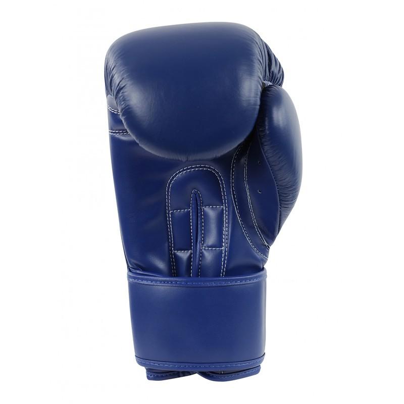Abverkauf Adidas Energy 200C Boxhandschuhe blau mit DBV