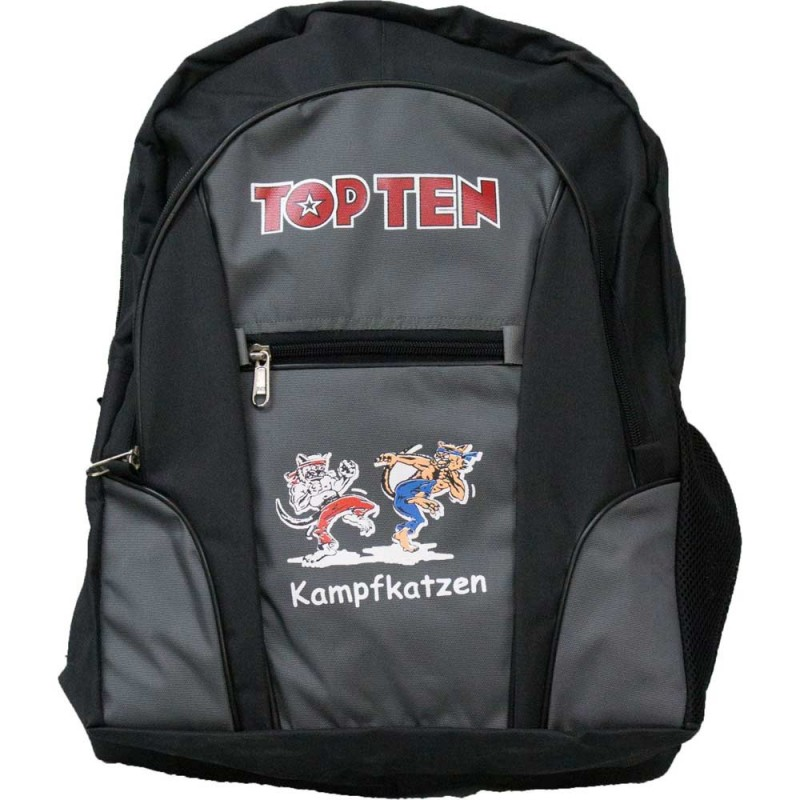 Top Ten Kampfkatzen Rucksack