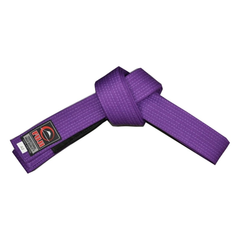 Fuji BJJ Belt Purple