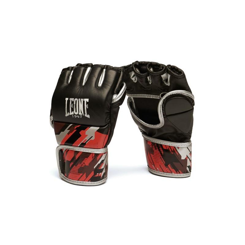 Leone 1947 MMA Handschuh Neo Camo rot