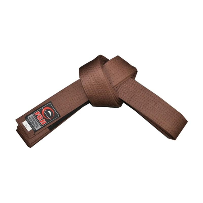 Fuji BJJ Belt Brown
