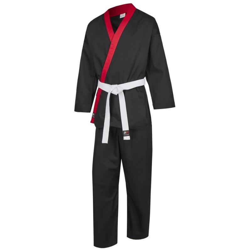 Phoenix PX CHALLENGE Karategi schwarz-rot