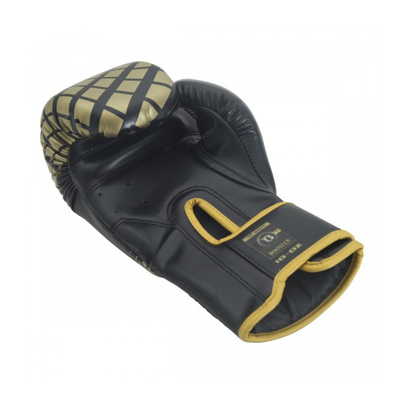 Booster BFG Cube Boxing Glove Gold