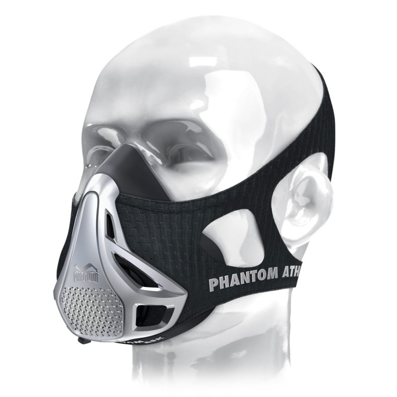 Phantom  Trainingsmaske Silber