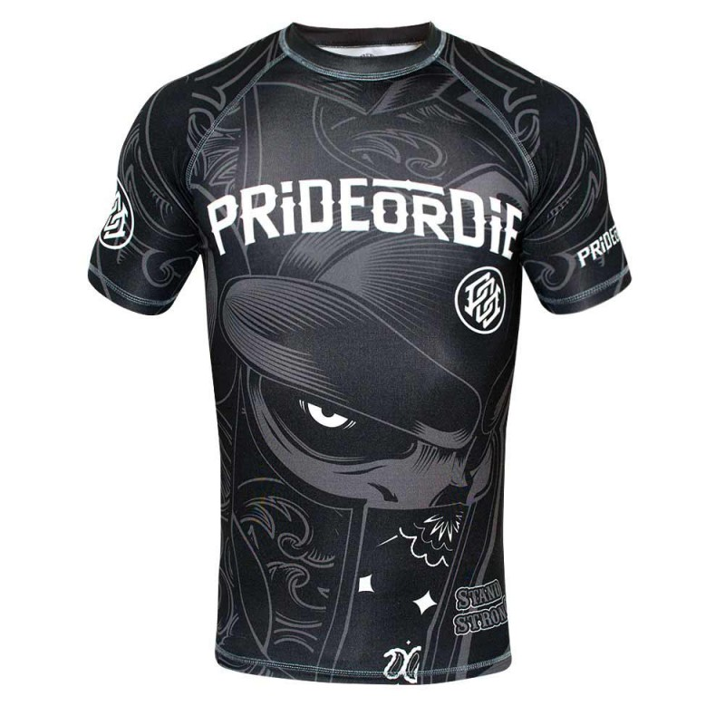 Pride or Die Rashguard SS Stand Strong