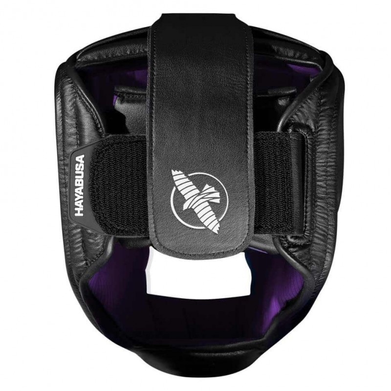 Hayabusa T3 Headguard Black Purple