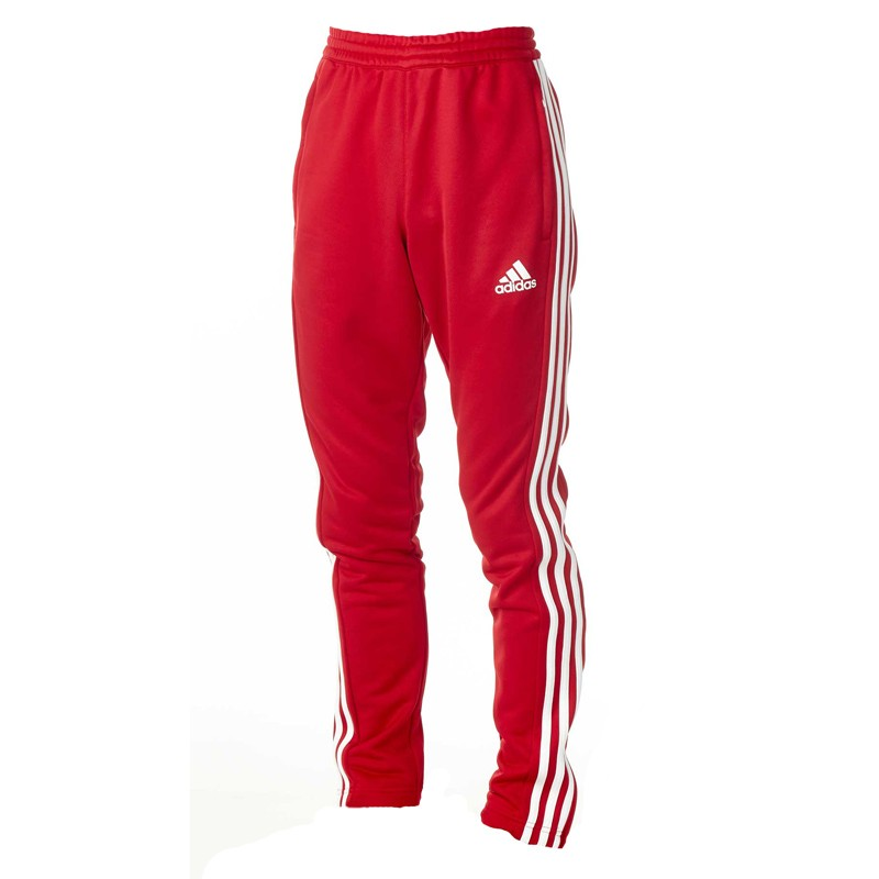 adidas t16 sweat hose m nner power rot weiss aj5397. Black Bedroom Furniture Sets. Home Design Ideas
