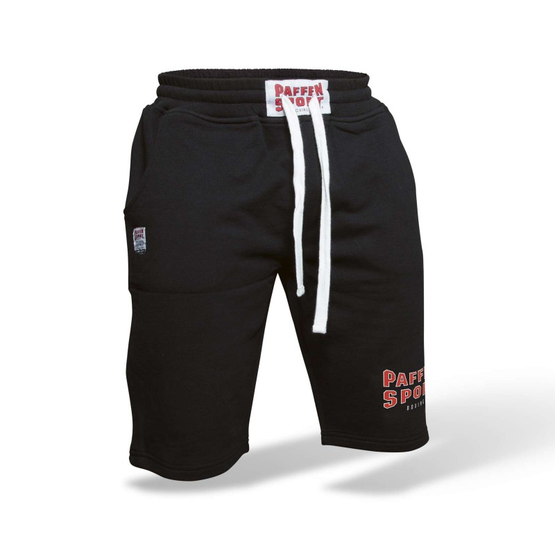 Paffen Sport Logo Athletic Short Schwarz