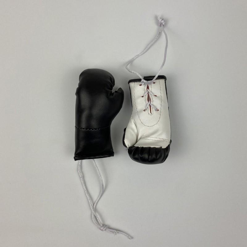 Mini Boxhandschuhe Black