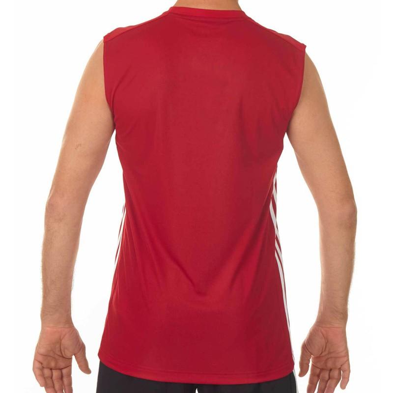 Abverkauf Adidas T16 Climacool SL T Shirt Männer Power