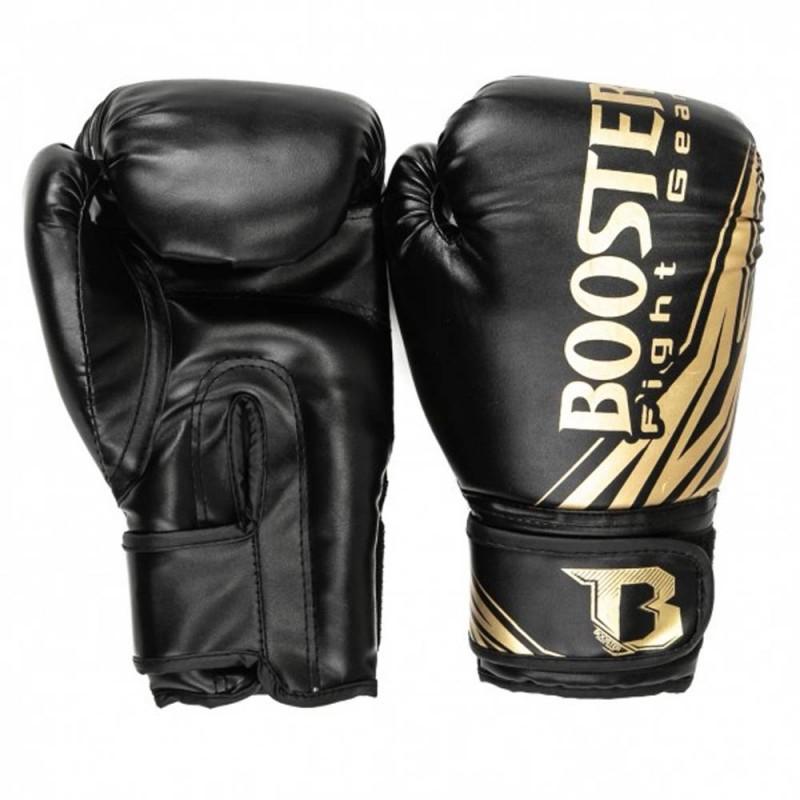 Booster Champion Boxing Glove Kids Black