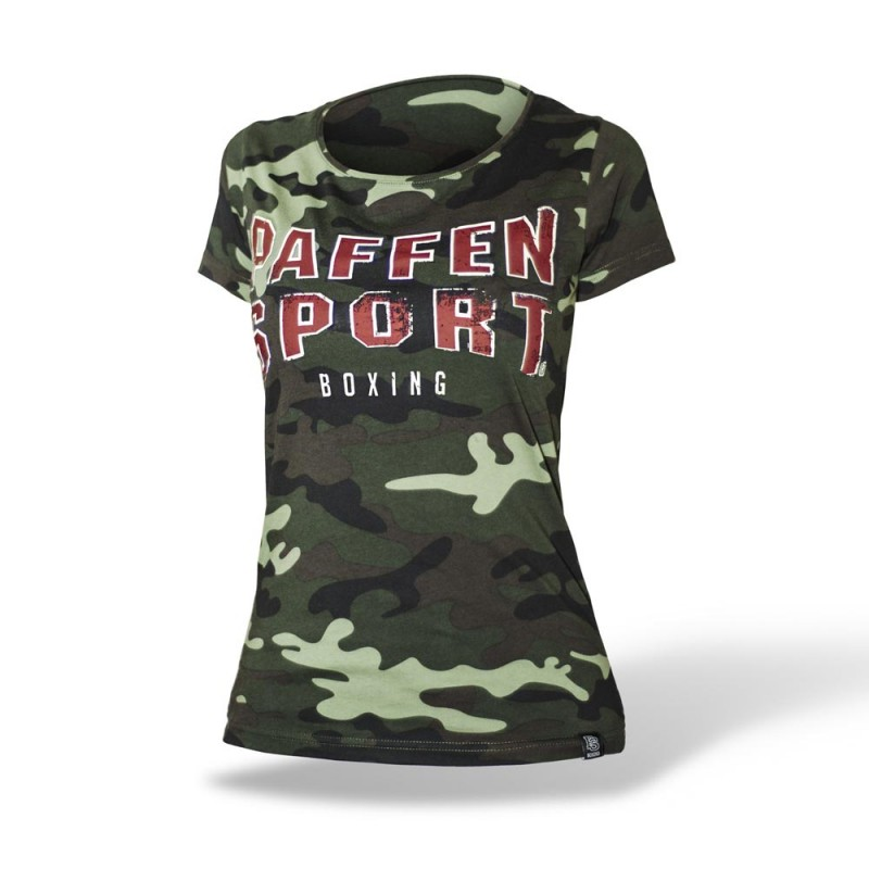 Paffen Sport Vintage Camo Lady T-Shirt
