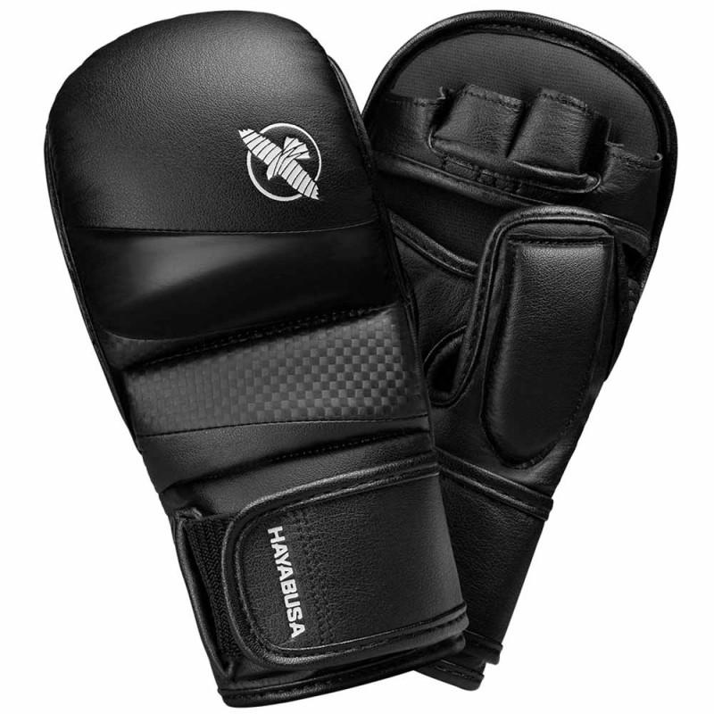 Hayabusa T3 7oz Hybrid Gloves Black