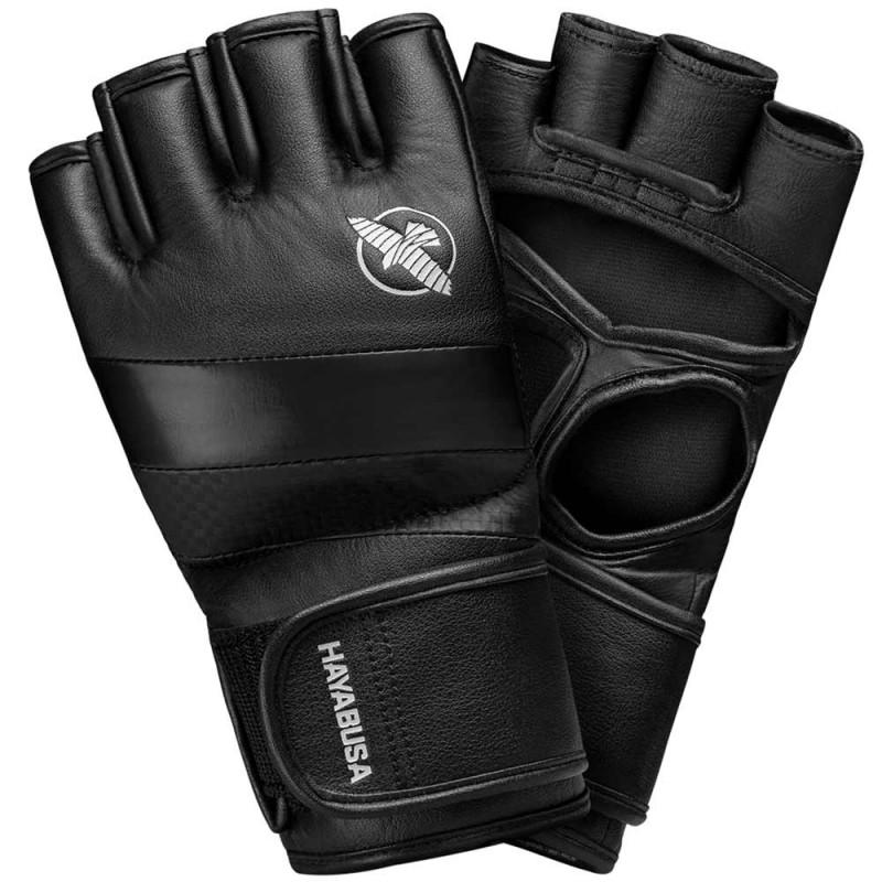 Hayabusa T3 4oz MMA Gloves Black