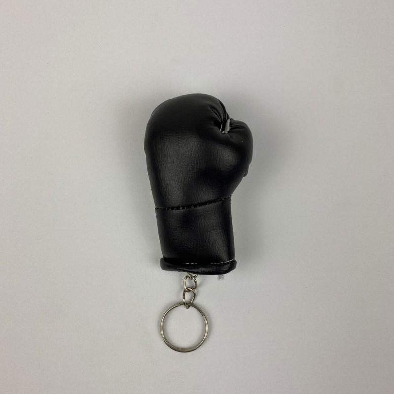Schlüsselanhänger Boxhandschuh Black