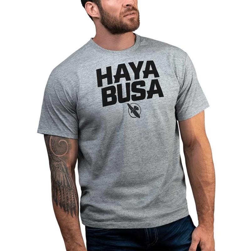 Hayabusa Casual Logo T-Shirt Grey