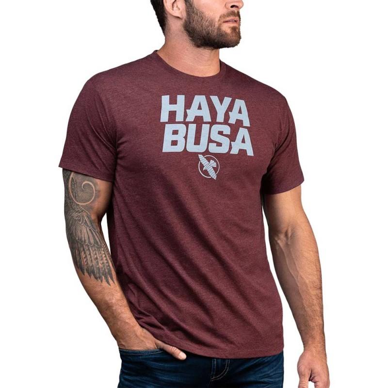 Hayabusa Casual Logo T-Shirt Red