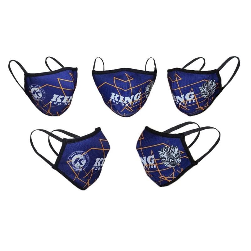 King Pro Boxing Mask 3 Gesichtsmaske