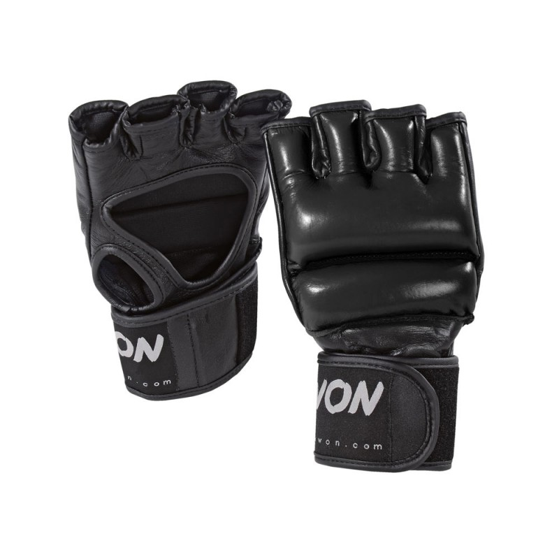 Kwon Mixed Fight Handschuh schwarz