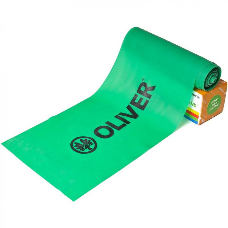 Oliver Body Band 5.5m grün Stark