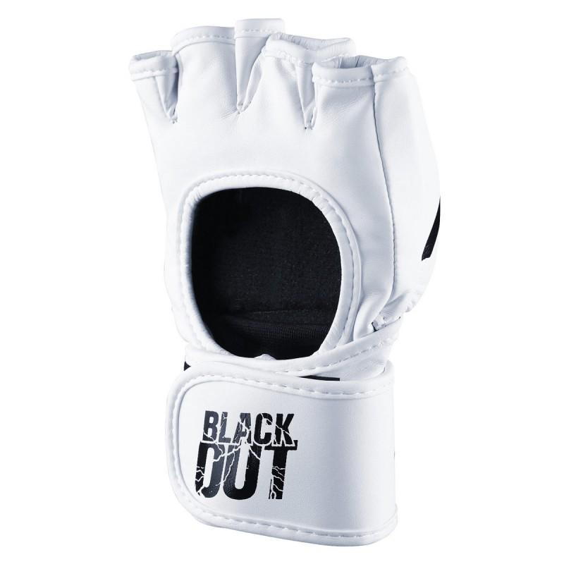 Phantom MMA Handschuhe Blackout Weiss